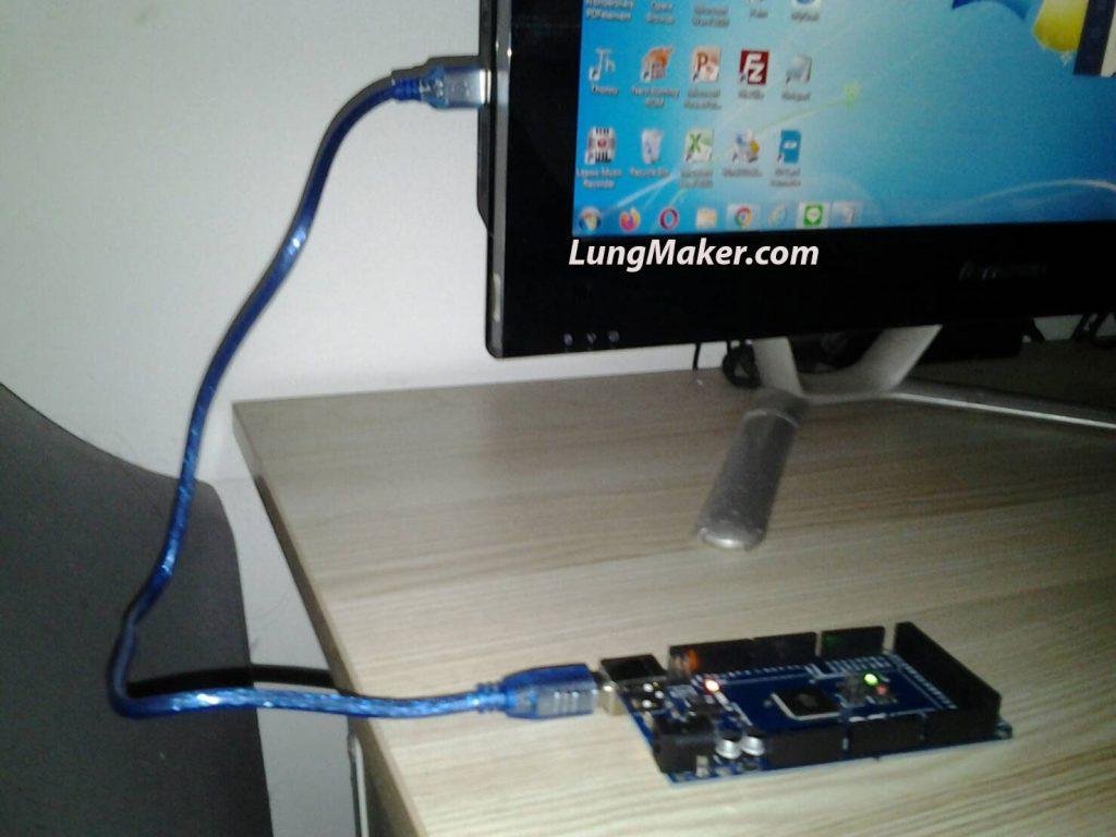 ตรวจสอบ Port ของบอร์ด Arduino