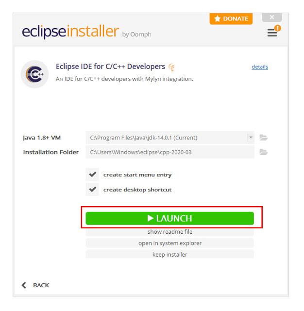 ติดตั้ง Eclipse การใช้งาน ESP32 ด้วย ESP-IDF