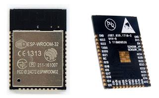 ESP32 เป็นชิปไมโครคอนโทรลเลอร์ที่มาพร้อม WiFi มาตรฐาน 802.11 b/g/n
