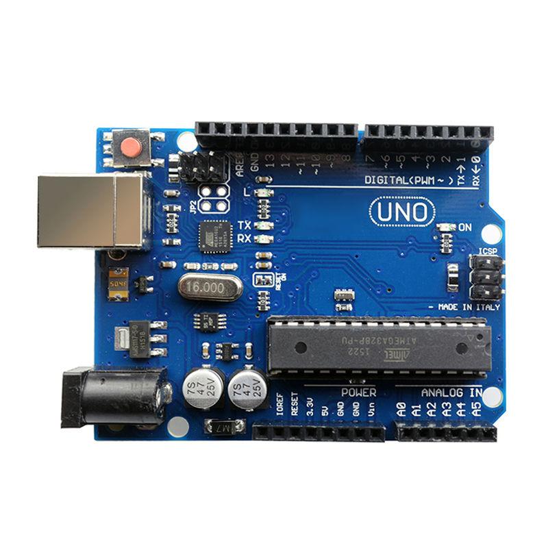 การใช้งาน Arduino UNO R3 เบื้องต้น