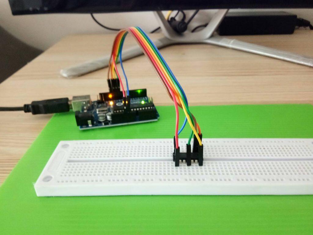 โปรแกรมแรก ATtiny24 กับ Arduino IDE